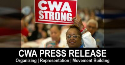 CWA Press Release wee1yHzN