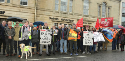 Swindon Strike