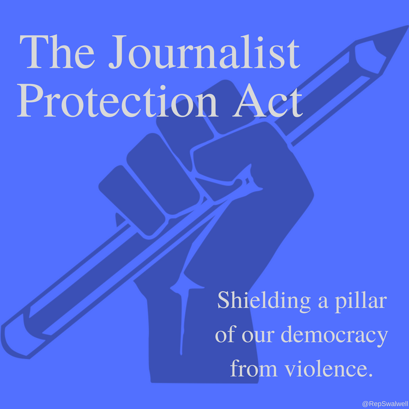 Journalist Protection Act