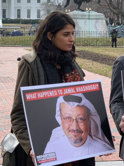 CPJ holds news conference about murder of Jamal Khashoggi