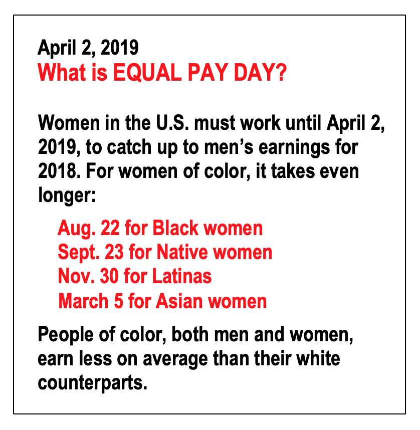 On Equal Pay Day, We've Got a Tough Question for the