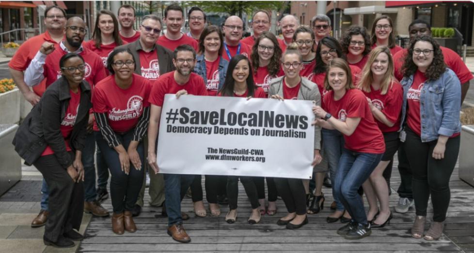 Save Local News Indy WPFD 20190503