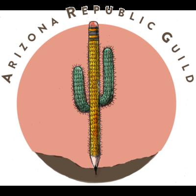 Cactus Logo - PINK BACKGROUND