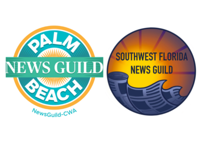 PB and SWFL News Guilds - logos for website