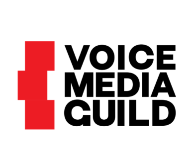 Voice Media Guild - logo for WNA