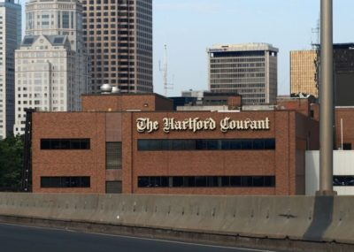 Hartford_Courant_building_in_downtown_Hartford_seen_from_I-84_East