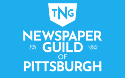 Newspaper Guild of Pittsburgh logo