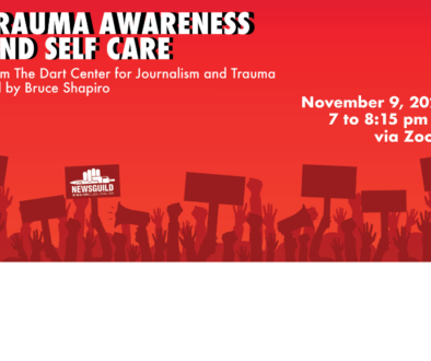 Trauma Awareness and Self Care NYGuild